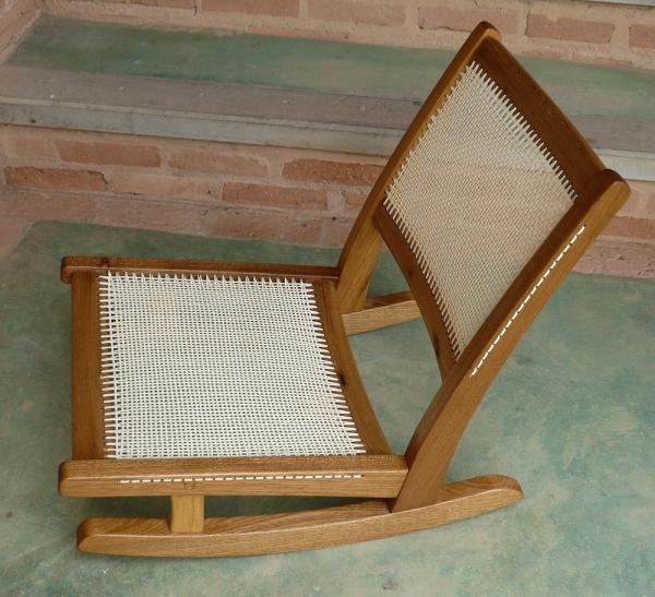 Cadeira de Chão de Balanço